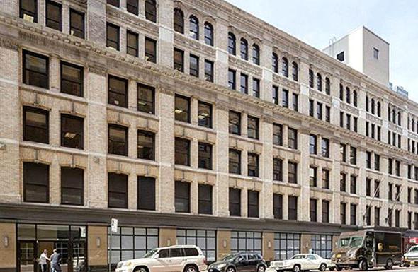 בניין משרדים ברחוב ליוינגסטון ב ברוקלין שנקנה על ידי מנורה ו מגדל, צילום: אתר thorequities