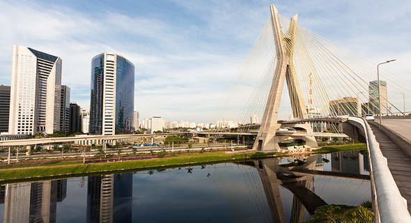 Sao Paulo, Brazil. Photo: Shutterstock