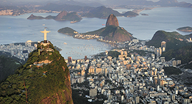 Rio de Janeiro, Brazil. Photo: Shutterstock