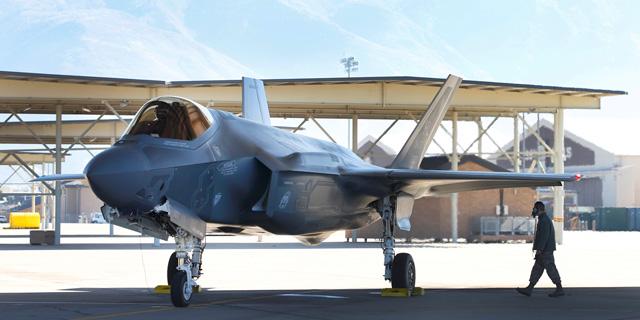 הפנטגון חתם על עסקה של 34 מיליארד דולר לרכישת מטוסי F35