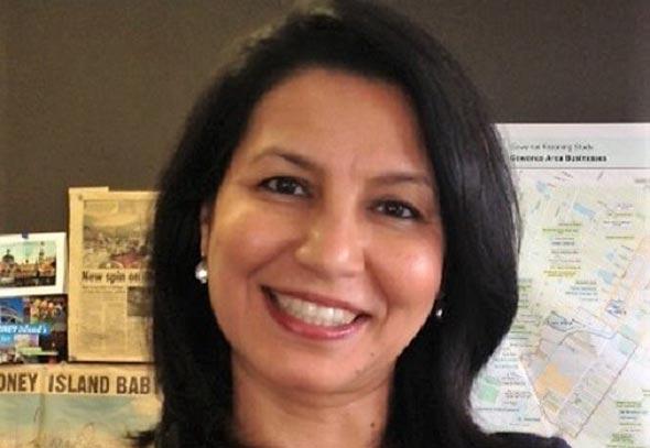 פורנימה קפור, לשעבר מהנדסת העיר ניו יורק