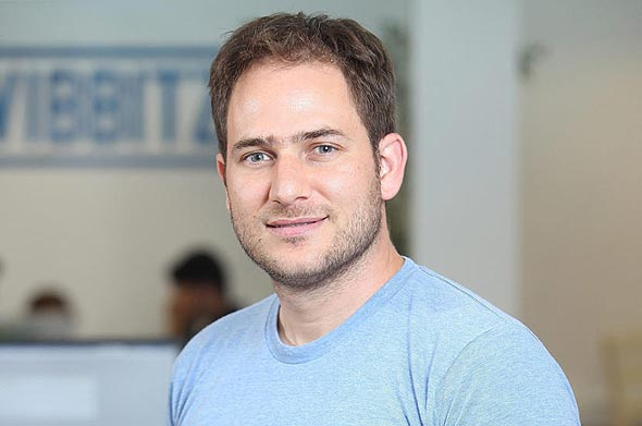 Co-founder and chief operating officer Yotam Cohen. Photo: Orel Cohen