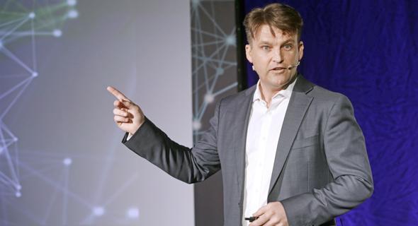 כריסטין בוסנברג, ראש מחלקת המחקר הגלובלית ב-KPMG העולמית