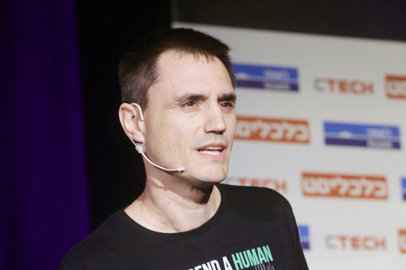 פרד סיימון, מייסד שותף וארכיטקט ראשי ב-Jfrog