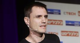 פרד סיימון' מייסד שותף וארכיטקט ראשי ב-Jfrog, צילום: צביקה טישלר