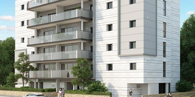 פרויקט מגורים חדש במרכז רמת השרון