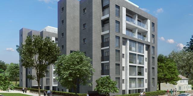פרויקט מגורים חדש במרכז העיר הצפוני של כפר סבא