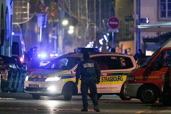 פיגוע הירי אמש בשטרסבורג, צרפת