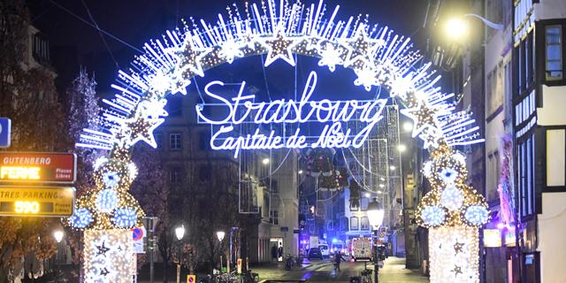 ירי בצרפת: 3 הרוגים ו-12 פצועים ליד שוק חג המולד