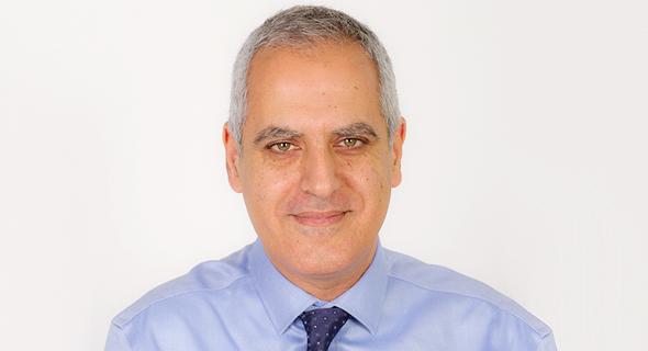 """דוד ברזילי, יו""""ר חברת הסייבר הישראלית קראמבה סקיוריטי, צילום: אורלי לנדאו"""