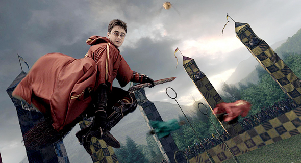 Could a robot come up with Quidditch? Photo: Warner Bros.