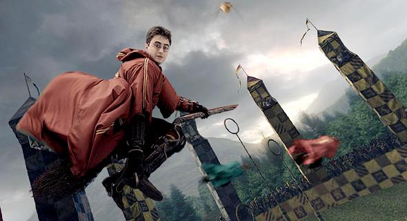 הארי פוטר משחק קווידיץ