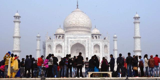 אחרי איטליה וספרד: גם להודו נמאס מהתיירים