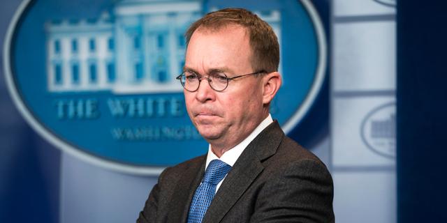 טראמפ בחר במיק מולבני לכהן כראש הסגל הבא של הבית הלבן