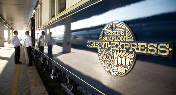 רכבת האוריינט אקספרס, צילום: orient express