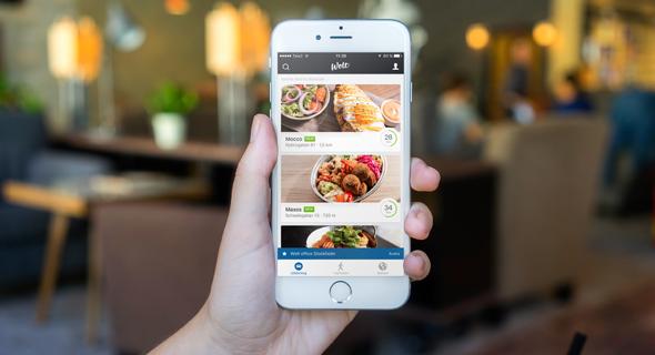 אפליקציה משלוחים Wolt , צילום:  Wolt