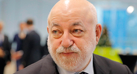 Russian Oligarch Viktor Vekselberg. Photo: Reuters