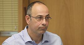 ירון זליכה במשפטו של נוחי דנקנר בית משפט מחוזי תל אביב, צילום: נמרוד גליקמן