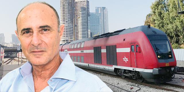 """מנכ""""ל הרכבת מציג: מסלול עוקף ממשלה"""