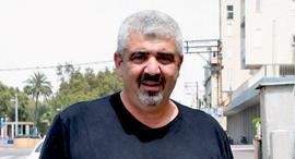 שלמה לחיאני ראש עיריית בת ים לשעבר, צילום: יריב כץ