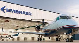 יצרנית מטוסים אמבראר Embraer  ברזיל , צילום: Embraer