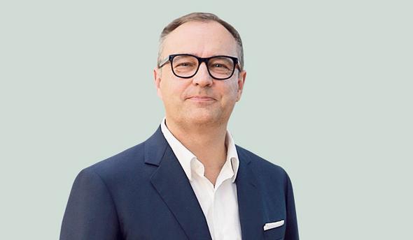 IFF CEO Andreas Fibig. Photo: Orel Cohen