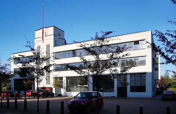 מפעלי IFF בהולנד, צילום: ויקיפדיה