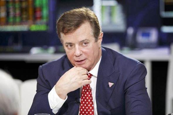פול מנאפורט, שעבד עבור נשיא אוקראינה ויקטור ינוקוביץ