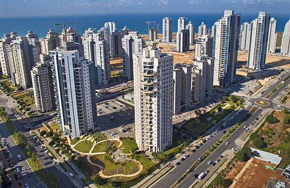 שכונת עיר ימים. השקעה של מיליוני שקלים בפיתוח המרחב הציבורי