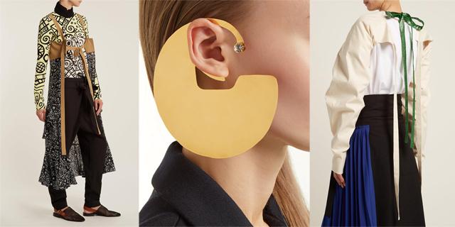 לחשוב על שמלה כעגיל: מותג האופנה Colville רוצה לגנוב את ההצגה מבגדי היומיום