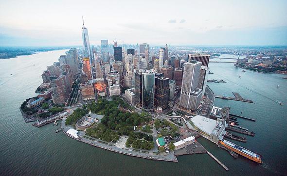 New York. Photo: Bloomberg