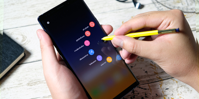 9th Gen Phablet: the 5 Key Advantages of the Galaxy Note 9