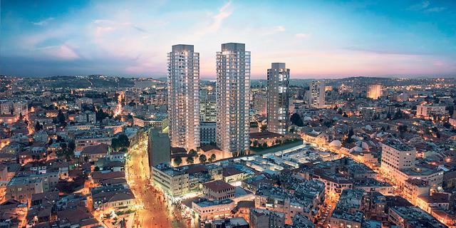 אשטרום תקים את הפרויקט של בסר בירושלים בעלות של 340 מיליון שקל
