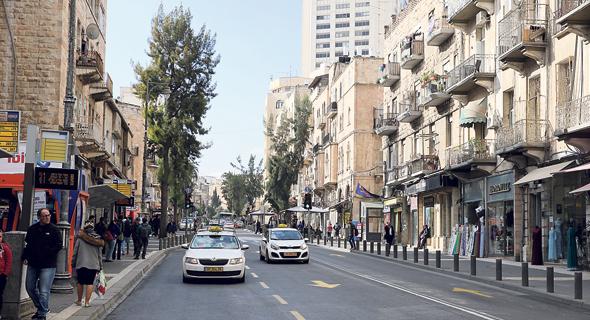 ירושלים. במקום הראשון בהגירה שלילית