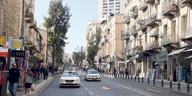 החל מ-2020: שעת חניה חינם בירושלים לתושבי העיר