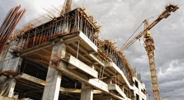 """אתר בנייה זירת הנדל""""ן , צילום: שאטרסטוק"""
