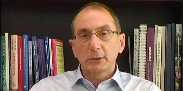 """ד""""ר ארז און, מנהל בית חולים פוריה, צילום: Youtube"""