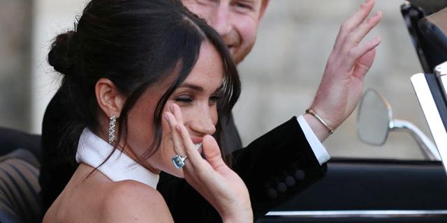 מרקל עם הטבעת, צילום: איי אף פי