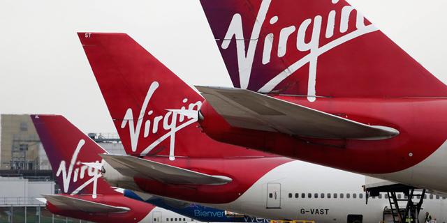 חברת התעופה וירג'ין של ברנסון בדרך לישראל