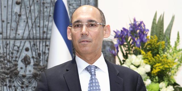 נגיד בנק ישראל אמיר ירון , צילום: בנק ישראל