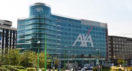 משרדי חברת ביטוח AXA מילנו, צילום: שאטרסטוק