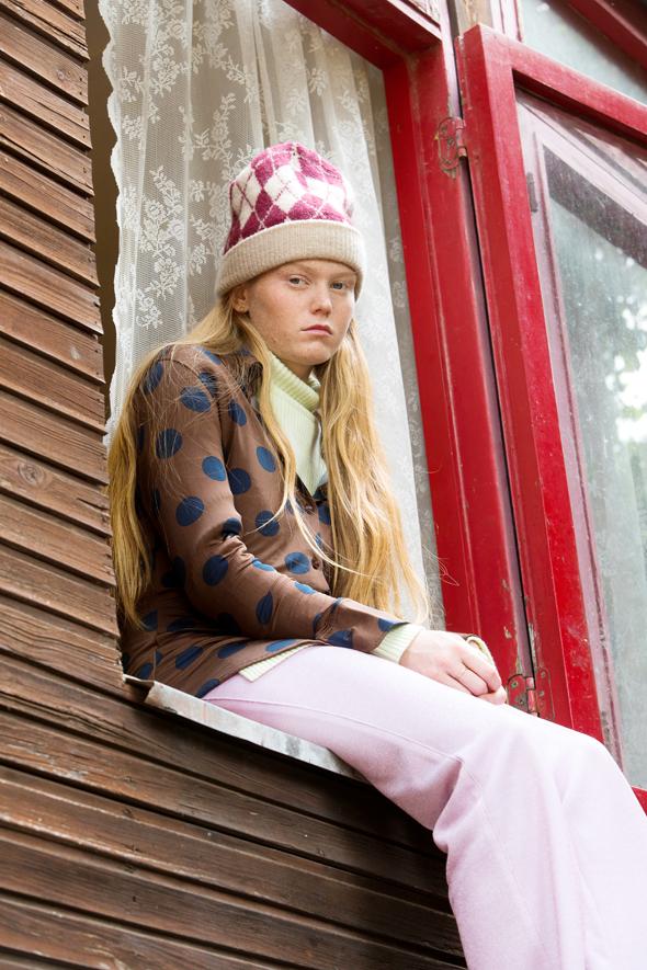 כובע, אמריקן וינטאג
