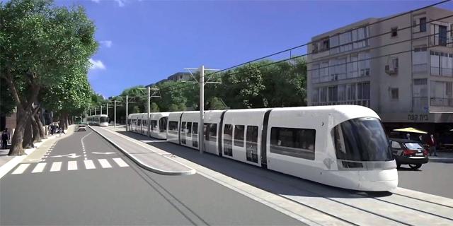 הקו הכחול של הרכבת הקלה בירושלים יוצא לדרך: פורסם מכרז בהיקף של 10 מיליארד שקל