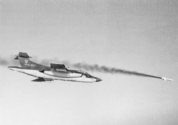 באקניר משגר טיל אוויר קרקע