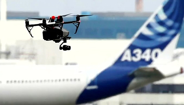 Drone (illustration). Photo: Reuters