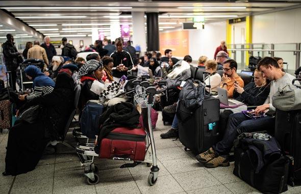 נמל התעופה גטוויק לונדון