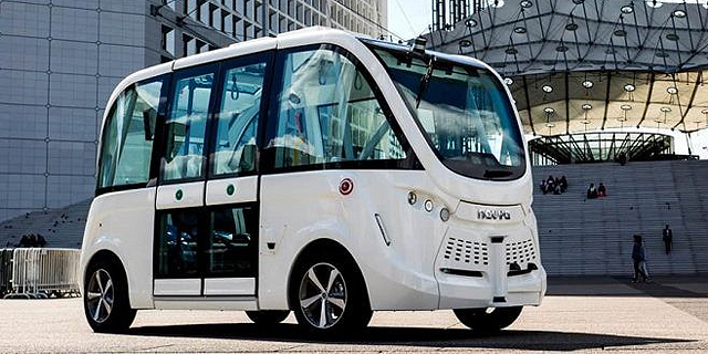 Israeli University to Deploy Driverless Shuttles on Campus