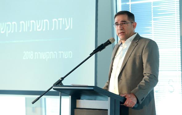 """נתי כהן, מנכ""""ל משרד התקשורת החדש"""