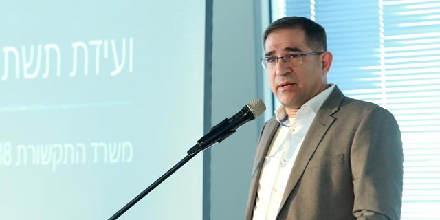 """מנכ""""ל משרד התקשורת, נתי כהן, צילום: אוראל כהן"""