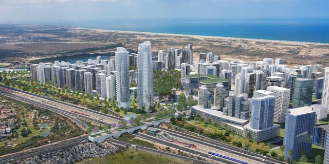 """ראש עיריית ראשל""""צ מקדם את מתחם האלף: פורסמו מכרזים לשני מגדלים"""